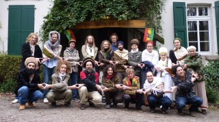 Rastarfari Gathering, from Rastafari in Germany: Jamaican Roots and Global-Local Influences