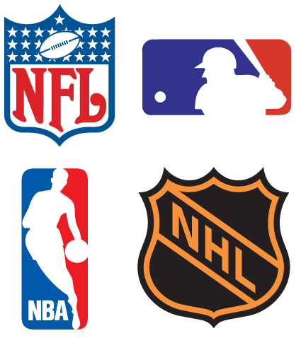 Image result for us major professional sports leagues