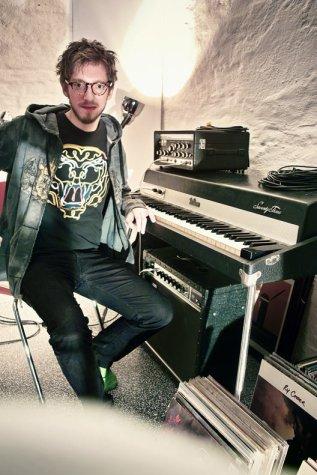 Amund Ulvestad Musikkteknologistudent