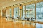 Teknobyen studentboliger innvendig stue