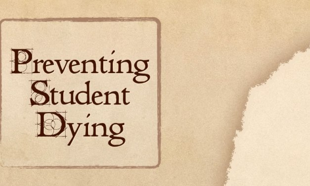 Preventing Student Dying