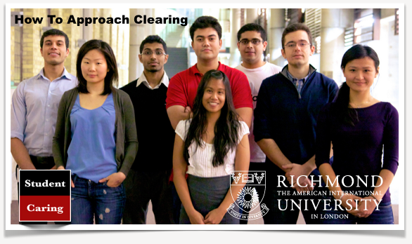 How to Approach Clearing  |  Student Caring
