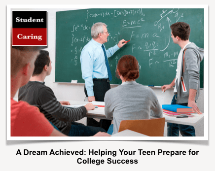 A Dream Achieved Helping Your Teen Prepare for College Success