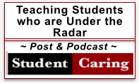 Students Who Are Under The Radar