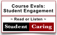 Student Caring | Engagement