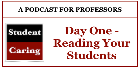 Reading Your Students