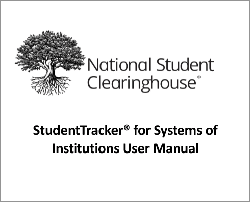 One-Stop Resource Center from the National Student