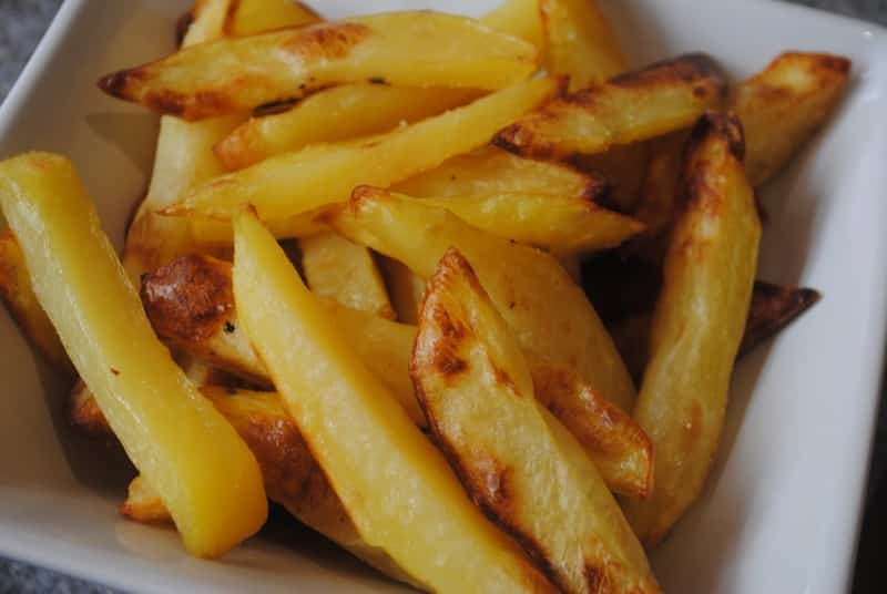 perfect homemade chips recipe - 1