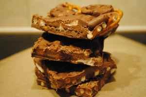 chocolate pretzel block 2