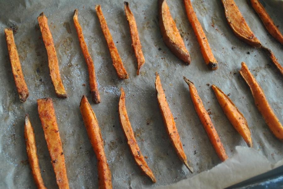 sweet potato fries recipe - 2
