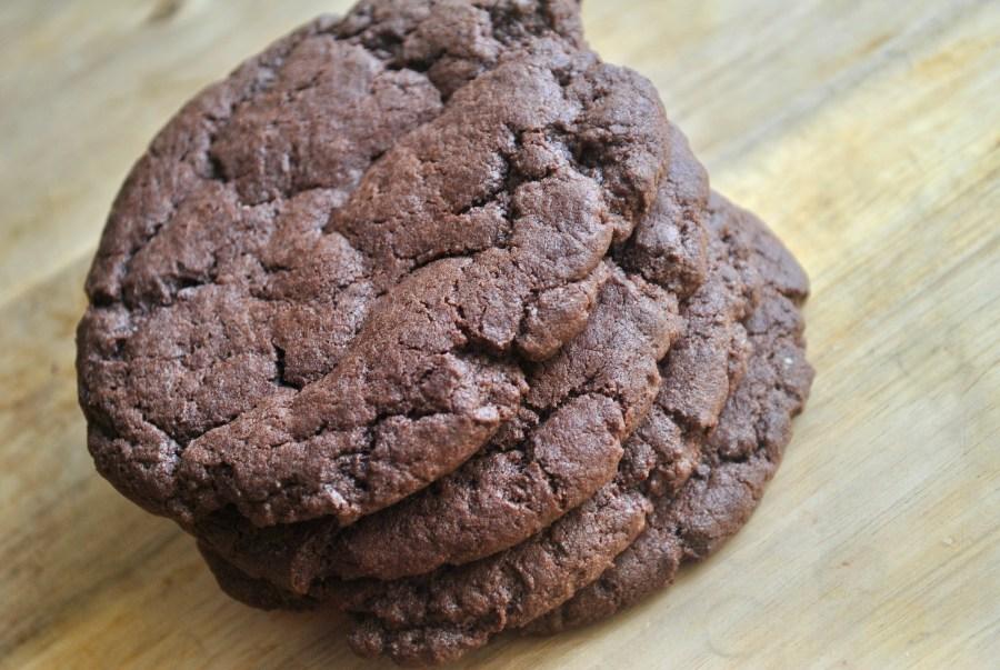 egg free chocolate cookies recipe - 2