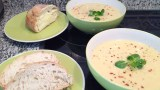 Easy Spicy Parsnip Soup Recipe