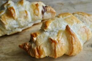 nutella pastry wraps recipe - 2