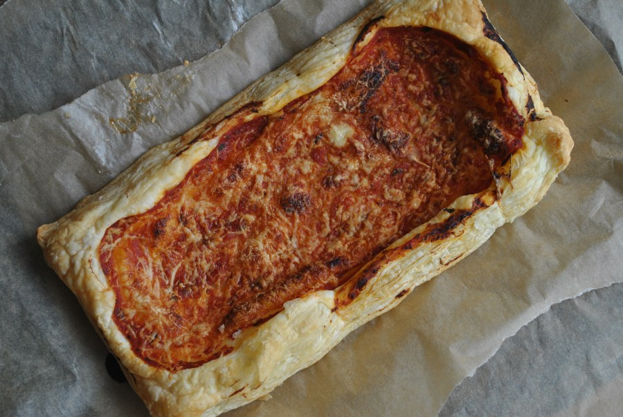 puff pastry pizza recipe - 1