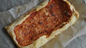 puff pastry pizza recipe - 1