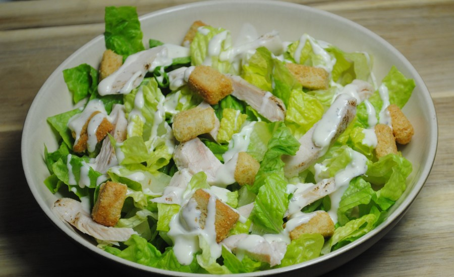 Chicken Caesar salad recipe - 3