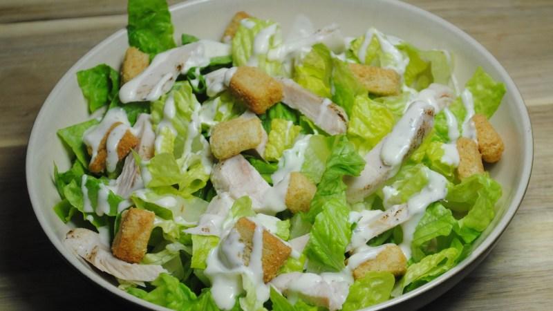 Chicken Caesar salad recipe - 3