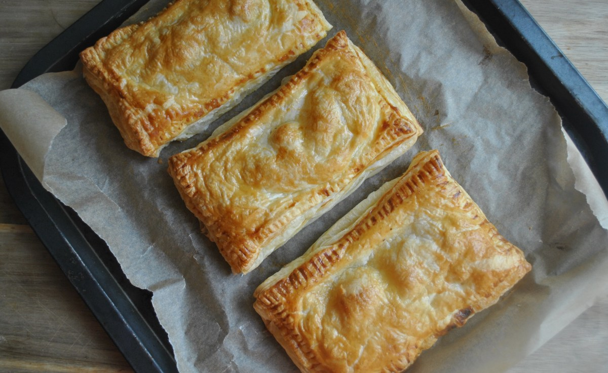 chicken bacon puff pastry recipe - 1