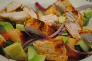 chicken salad recipes student 2