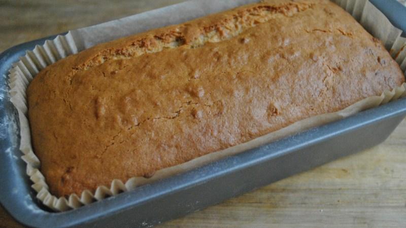 easy banana bread recipe - 2