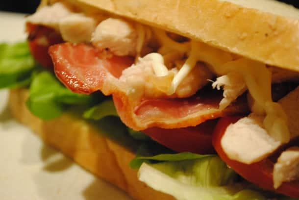 Ultimate Chicken BLT Sandwich