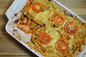 vegetable pasta bake recipe - 6