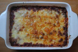 Vegetarian Beany Bake 1