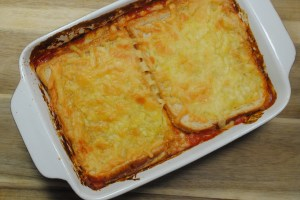 Simple and cheap fish pie recipe - 1