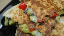 Veggie Quesadillas Recipe - 1