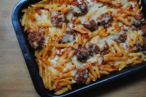 meatball pasta bake 2