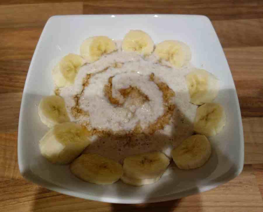 Easy Peasy Porridge Oats