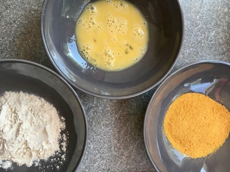 breaded chicken recipe - 1