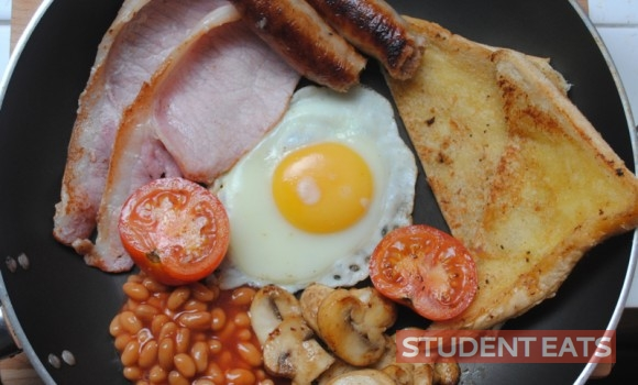 student fry up full english 2