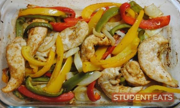 chicken oven fajitas recipe 5