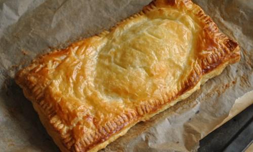 garlic chicken puff pastry recipe - 1