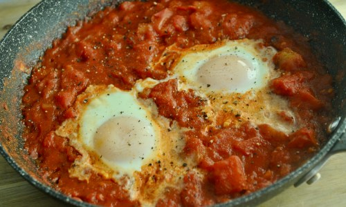 mexican tomato eggs recipe - 1