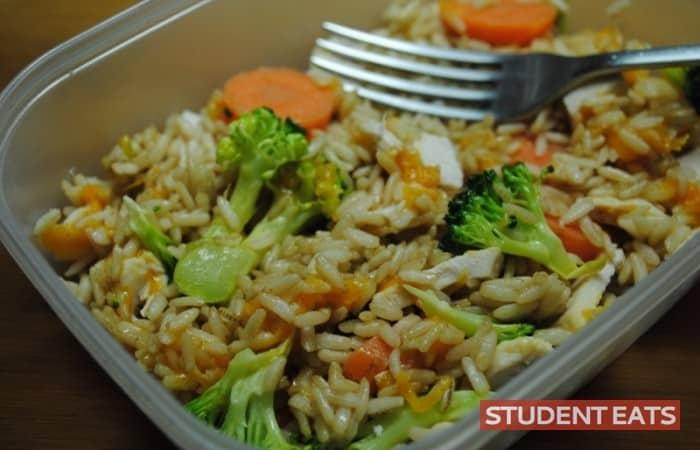 rice chicken veg easy 08