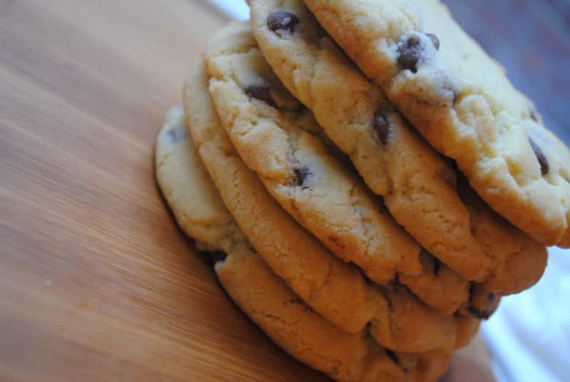 Egg free cookies