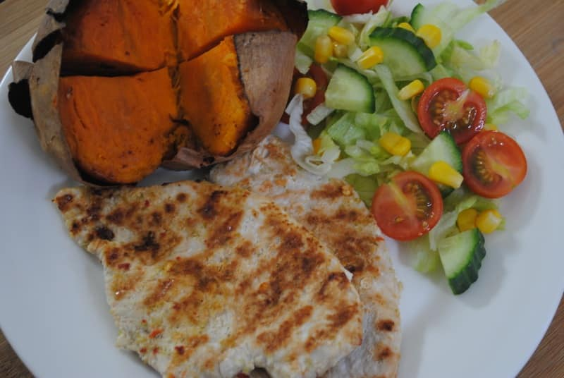 lime chicken sweet potato2