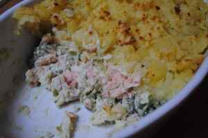 fish pie recipe student 4