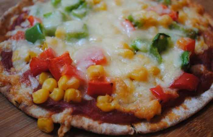 pitta bread pizzas recipe