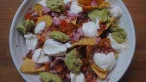 nachos student recipe