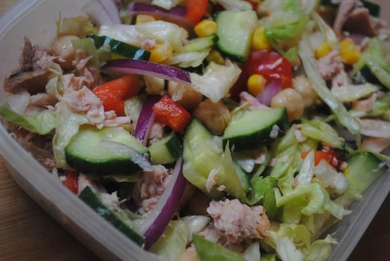 The Ultimate Tuna Salad