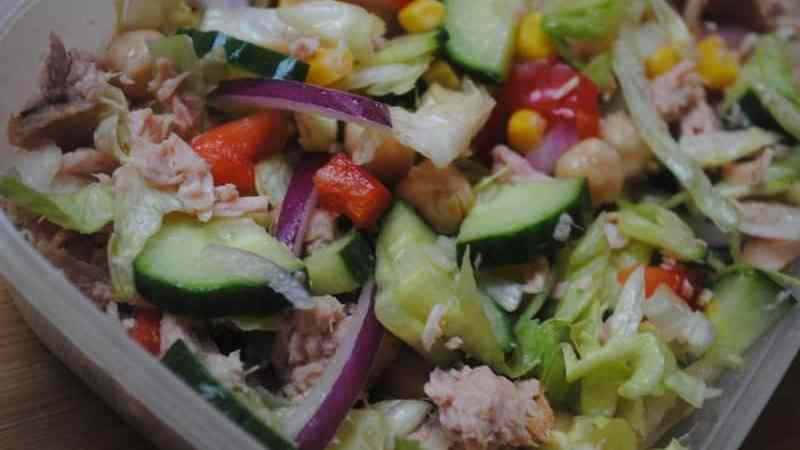 tuna salad recipe 1