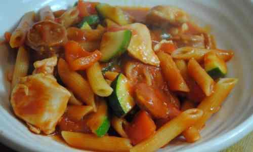 spicy chicken pasta recipe - 3
