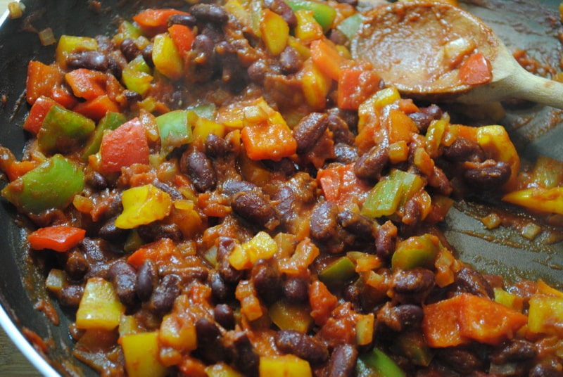 veggie mince recipe - 1