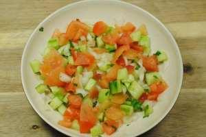 Simple Moroccan Salad recipe - 3