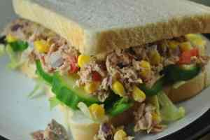 super healthy tuna mayo recipe - 2