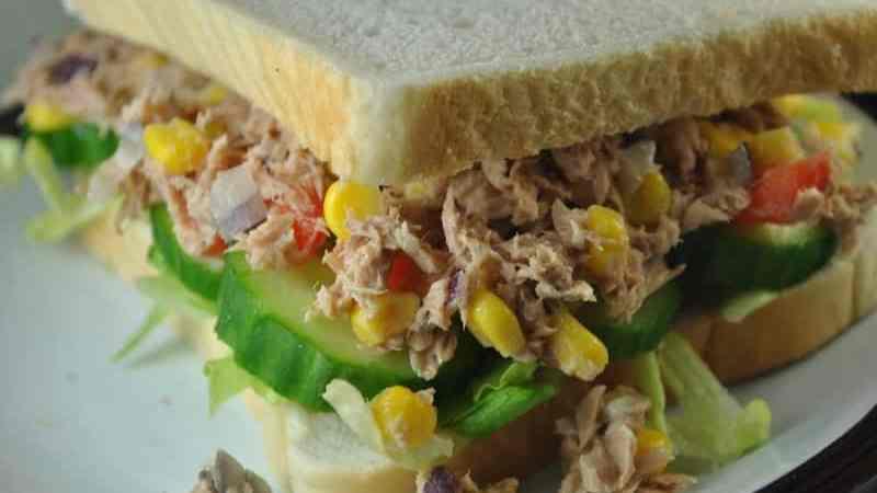 super healthy tuna mayo recipe - 2