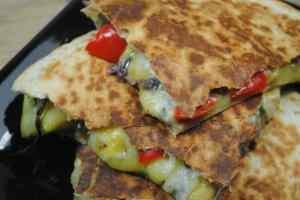veggie Quesadillas recipe - 1